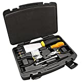 Syba SY-ACC65084 19 Pieces 3D Printer Print Removal Tool Kit