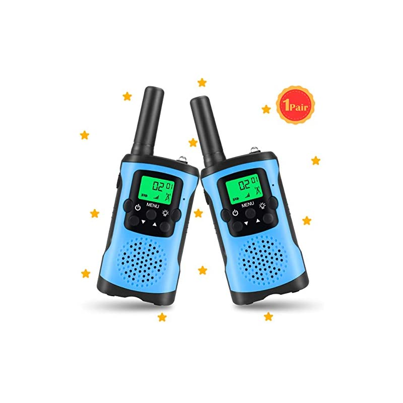 HALOFUN Walkie Talkies Kids, Wireless In