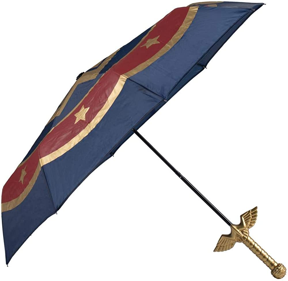 Bioworld Wonder Woman LED Long Umbrella