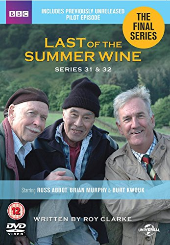 Last of the Summer Wine 31 & 32 [PAL Import -Non USA Format} ()
