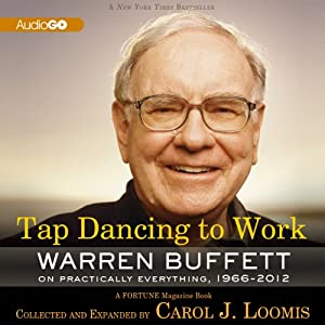 Tap Dancing to Work Audiobook