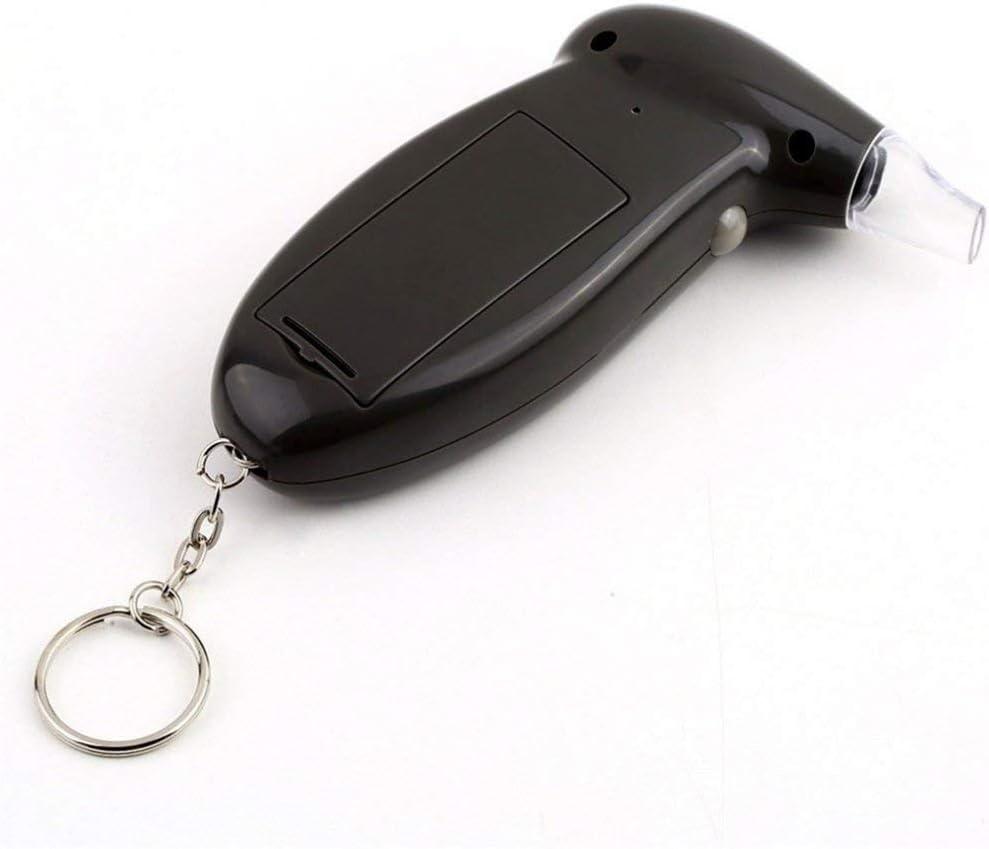 Digital Breath Alcohol Tester Alkoholtester Mundst/ücke Blasd/üse f/ür Keychain Alkohol Tester