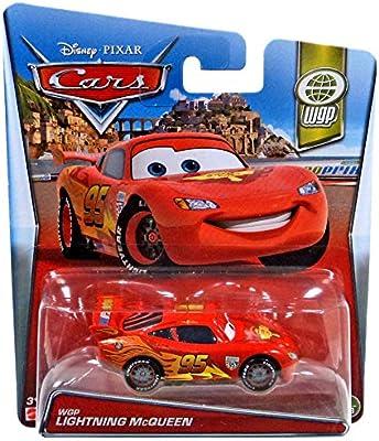 Disney Cars WGP Lightning McQueen 1:55 Diecast