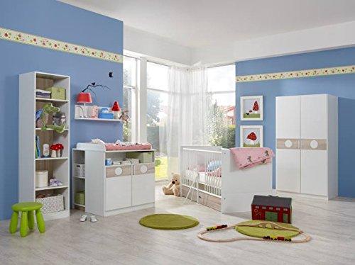 Babyzimmer Kimba 6-teilig