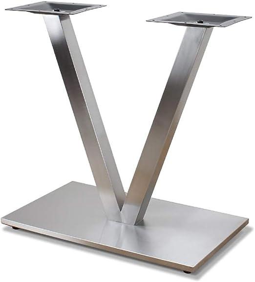 NJ 1X Pesado Pies de Muebles de Metal Mesa de Acero Industrial ...