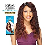 FreeTress Equal FUTURA Hair Wide Lace Front Wig - MILLY (Deep Invisible Part) (OH2730613)
