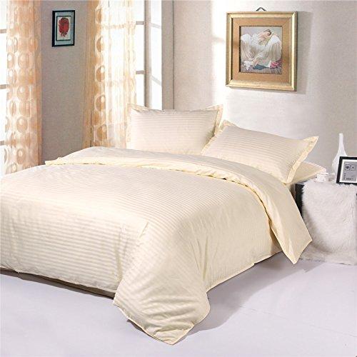 Zhiyuan 100% algodón funda nórdica y 2 fundas de almohada con ...