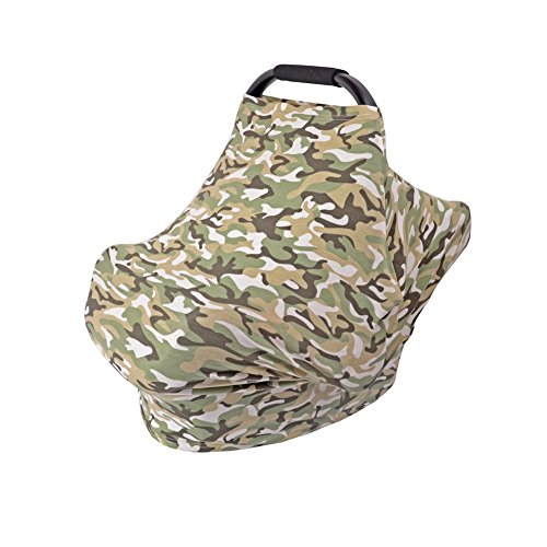 Camouflage Infant Car Seat And Stroller - 6