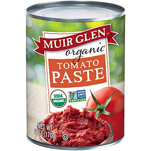 Organic Tomato Paste, No Sugar Added