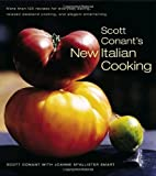 img - for Scott Conant's New Italian Cooking by Scott Conant (2005-10-25) book / textbook / text book