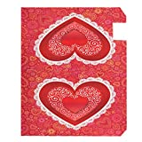 Vdsrup Valentine's Day Mailbox Covers Magnetic