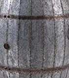 IMAX 88707 Vineyard Wine Barrel Storage Table