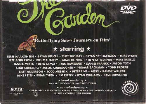 Volcom Presents: The Garden: Butterflying Snow Journeys on Film - Added Bonus Features Include: Freestyle Swing (Snow Movied-1995), Kindergarden, Warped Tour (Volcom Garden)