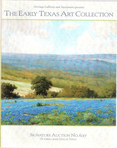 Download The Early Texas Art Collection: Heritage Signature Auction #627 pdf