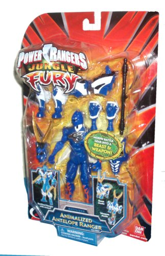 Power Rangers Jungle Fury Animalized Antelope