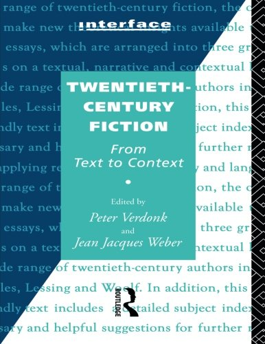 Twentieth-Century Fiction (Interface)