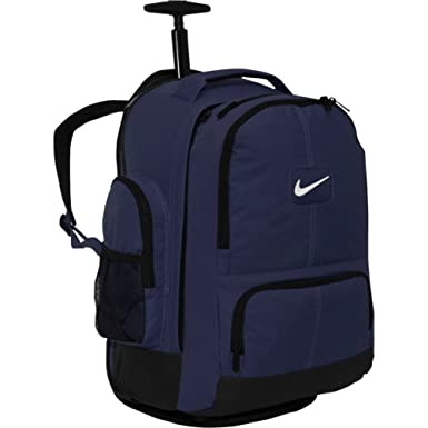 2ab0b8cdc1 Amazon.com  Nike Kids Unisex-Kid s Rolling Backpack