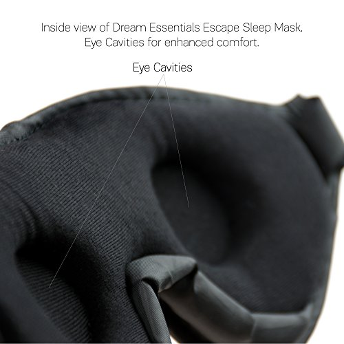 Dream Essentials Escape Luxury Travel with Pouch,