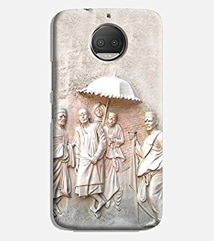 reputable site 24449 b4938 Printvisa Sai Baba Art God Designer Hard Back Case for Motorola Moto G5s  Plus