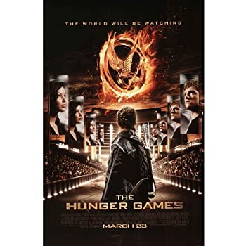Amazon.Com: (24X36) The Hunger Games Movie Poster Poster Print