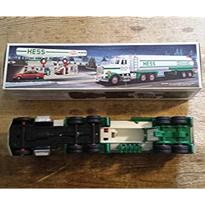 Hess 1990 Collectable Toy Tanker Truck: Toys & Games
