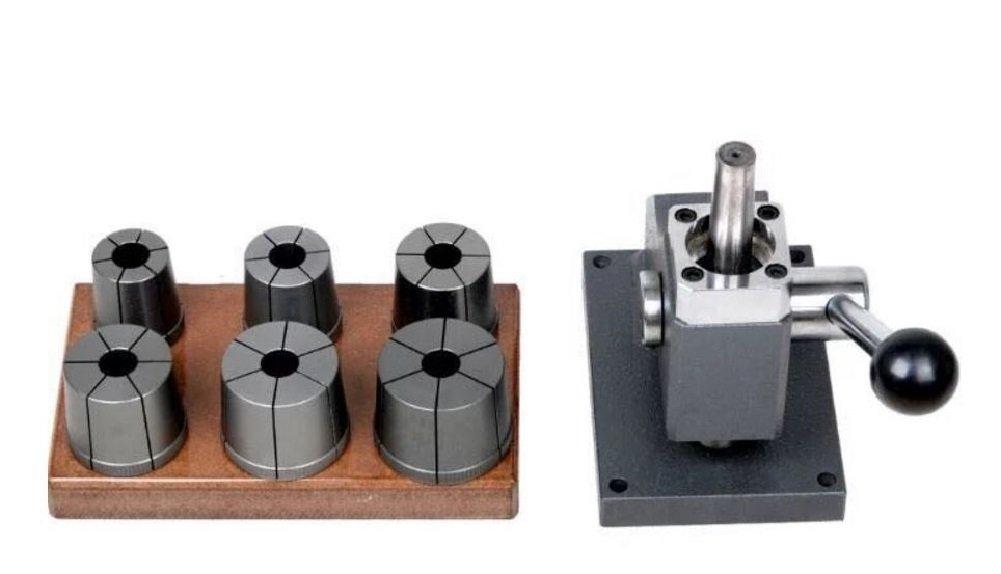 EFK-II Supply Bangle Bracelet Stretcher Enlarger Reducer Mandrel Jewelry Making Tool (Complete Set) by EFK-II Supply (Image #2)