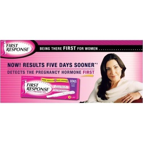 First Response First Response Early Result Pregnancy Test 2-Count (Pack of 6)