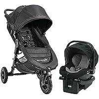 Baby Jogger City Mini GT Travel System (Black)