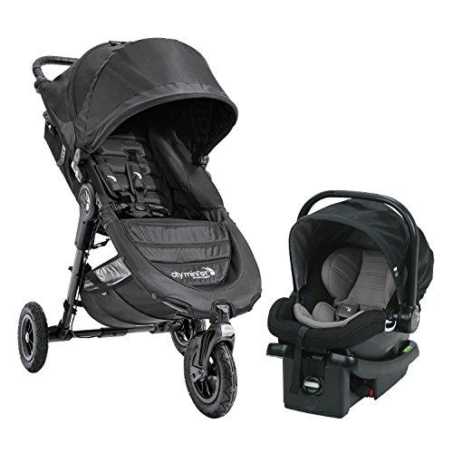 Baby Jogger City Mini GT Travel System, Black
