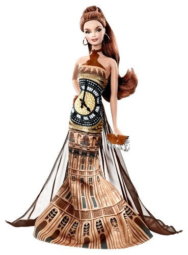 Barbie Collector Dolls of the World Big Ben Doll