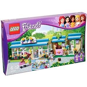 LEGO Friends 3188 - Juego de construcción de la clínica veterinaria