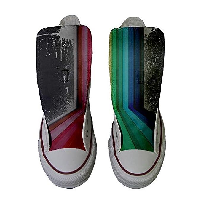 Scarpe All Artigianali Personalizzate Converse Star Tridimensional scarpe