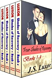 FOUR SHADES OF RECOVERY BOXED SET: Healing Heartbreak