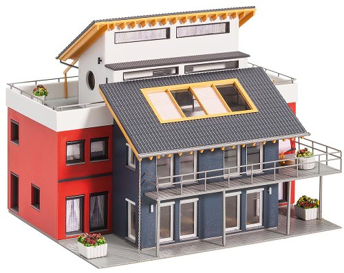 5153qEUiL3L - Faller 130322 Architect House HO Scale Building Kit