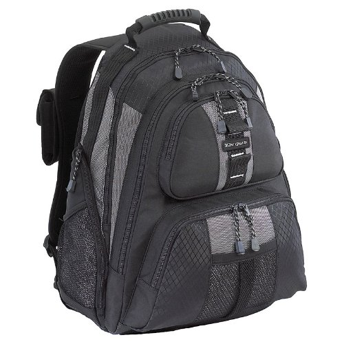 Terra Laptop Computer Backpack 16 inch Black fits Targus laptops gray TSB251EU 15 5EqnWgRH