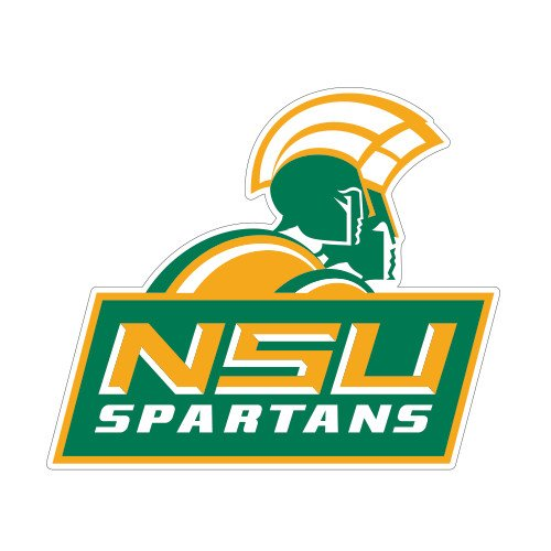 Norfolk State Medium Magnet 'Official Logo' by CollegeFanGear