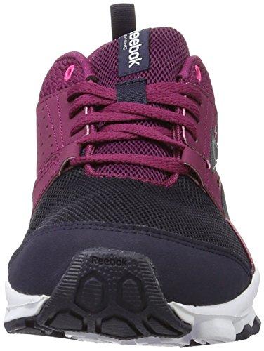 Poison Violett Reebok Laufschuhe Purple White Berry Rebel Hexaffect Delirium Damen Sport Pink zzqwfTa