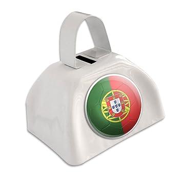 Bandera de Portugal Balón de fútbol Futbol fútbol blanco cencerro ...