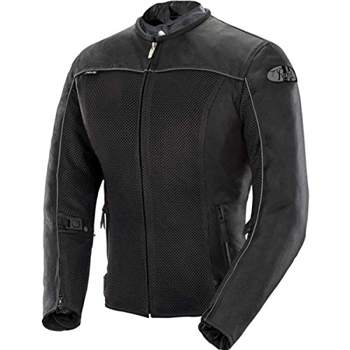 - Joe Rocket Velocity Women's Mesh Street Motorcycle Jacket - Black/Black/Large