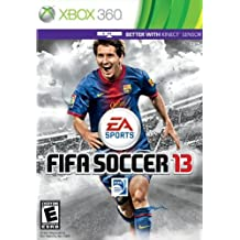 FIFA SOCCER/FOOTBALL 2013 (Game+Manual English & Spanish, Game Outside cover is Spanish) XBOX 360 NEW