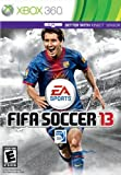 xbox 360 game packages - FIFA SOCCER 13 (Game & Manual English / Spanish, Game Package in Spanish ONLY) XBOX 360 NEW