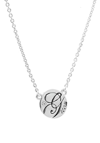 Guess womens pendants necklaces ubn81312 amazon jewellery guess womens pendants necklaces ubn81312 aloadofball Images