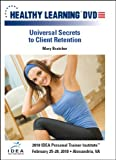 Universal Secrets to Client Retention by Mary Bratcher