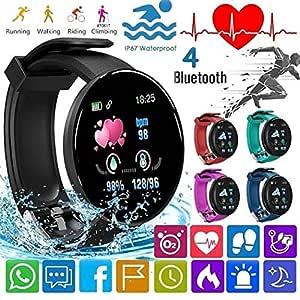 GuGio Smartwatch, Reloj Inteligente IP65 Pulsera Actividad ...