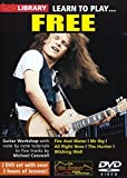Lick Library: Learn To Play Free [DVD]