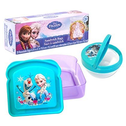 disney frozen lunch containers - 5