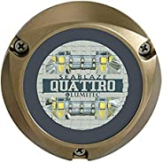 Lumitec Lighting, LED Underwater Light, SeaBlaze Quattro Underwater Light