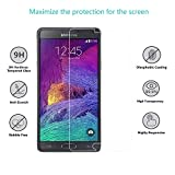 Etech Galaxy Note 4 Screen Protectors - Best Reviews Guide