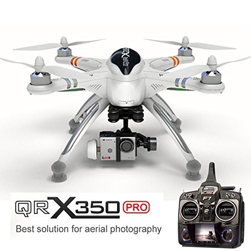 Walkera QR X350 PRO FPV G-2D Gimbal 5.8Ghz iLook Camera D...
