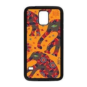 Animal Prints ZLB573099 Custom Case for SamSung Galaxy S5 I9600, SamSung Galaxy S5 I9600 Case